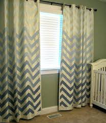 Blue And Red Striped Curtains Ticking Stripe Curtains U2013 Teawing Co