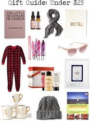 25 dollar gift ideas holiday gift guide picks under 25 sanfranista