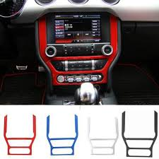 Mustang Interior Accessories Street Racing Culture