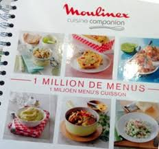 recette cuisine companion le companion moulinex companionetmoi