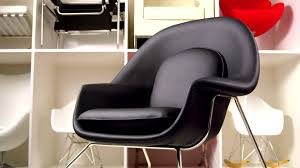 womb chair comparison ifn modern youtube
