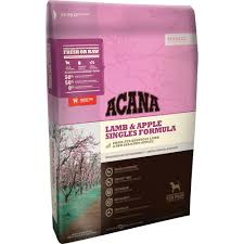 acana singles lamb u0026 apple dog food whitedogbone com