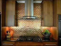 tile backsplash behind stove kitchen room magnificent copper