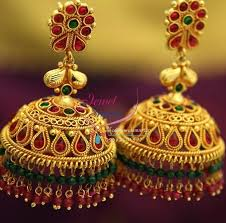 big jhumka gold earrings gold jhumka earrings online re jhumks ccentutes nd glms ny s re