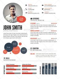 Powerpoint Resume Sample by Visual Resume Templates 20 Marketing Resume Sample Genius