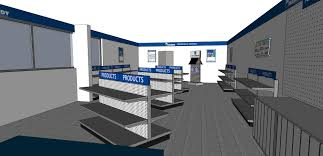 Interior Store Design And Layout Graphic Design Exhibit Design Retail Interior Design