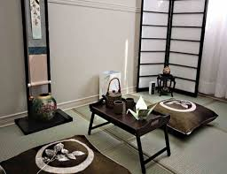Japanese Dining Room Furniture by Japanese Room Design Ideas Zamp Co