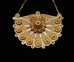 her story necklace images A collector of senegalese jewelry tells her story the georgetowner jpg