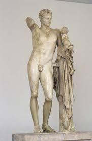 Famous Greek Statues Praxiteles Greek Sculptor Britannica Com