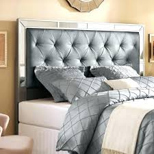 gray headboard upholstered grey headboard queen silver full size