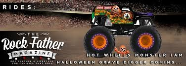 grave digger monster truck schedule 31 days of halloween wheels monster jam halloween grave digger