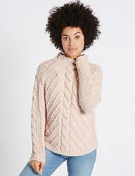Blush Pink Cardigan Pink Cardigans Pale U0026 Light Cerise Ladies Cardigan M U0026s