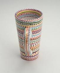 of gold crochet cup cozy pattern for a starbucks grande cup striped coffee mugs foter