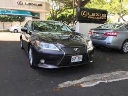 honolulu lexus lexus es in honolulu hi for sale used cars on buysellsearch