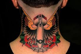 neck wings bomb by jim sylvia