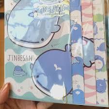 jinbesan letter writing set sanrio j pop on carousell