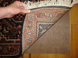 Underpad For Area Rugs What Type Rug Pad Do I Need For My Rug Ebay
