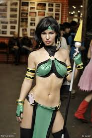Jade Halloween Costume 31 Jade Mortal Kombat Cosplay Images Mortal