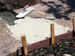 Covering Old Concrete Patio by How To Resurface A Pool Patio How Tos Diy
