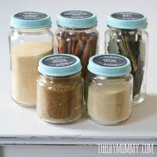Glass Canisters For Kitchen 10 Borderline Brilliant Ways To Store Spices And Save Counter