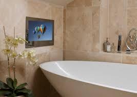 bathroom tv ideas bathroom television complete ideas exle