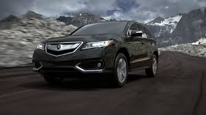 2018 acura rdx paint color options