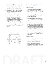 transit district draft standard and guidelines