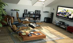 small entertainment room design images about entertainment room