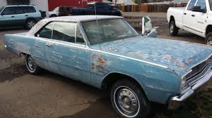 dodge dart 1967 for sale 1967 dodge dart gt solid car project for sale in