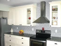 Glass Tile Backsplash Uba Tuba Granite Top 67 Modern Retro Kitchen Art Ideas About Gray Glass Subway Tile