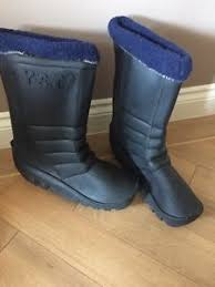 s yeti boots mens marbot yeti boots fleece lined fishing boots wellies