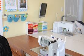 sewing room design ideas