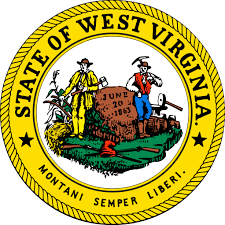 Montana State Flag West Virginia State Seal