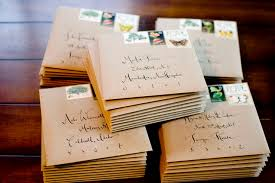 mailing wedding invitations don t ignore the mailing envelope pet peeve is mailing labels on