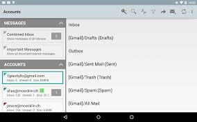 k mail email android apps on google play