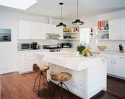 Modern White Bar Stool Modern White Kitchen With Modern Stools And Yellow Bar Table Also