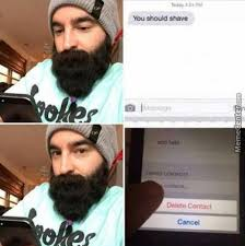 Funny Beard Memes - 11 beard memes that ll have you itching for more collegehumor post