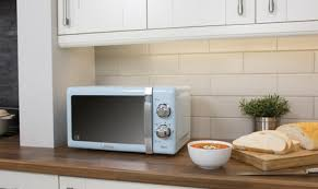 Retro Toaster And Kettle Swan Retro Style Microwave Kettle And Toaster Set In Choice Of