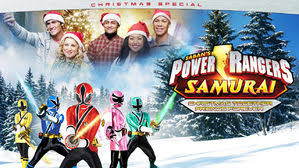 power rangers super samurai stuck on christmas netflix