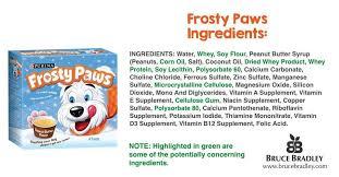 recipe for dog treats three ingredient real food frozen dog treats