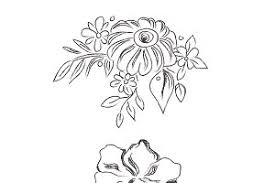 decor sketch flowers doodle illustrations creative market