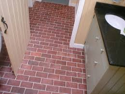 flooring brickor tile 2x4 faux with wood blocks wooden for