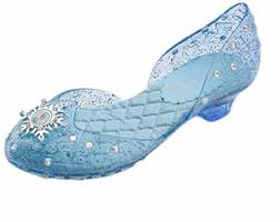 disney store frozen elsa light up shoes amazon com disney store deluxe frozen elsa light up shoes size 13