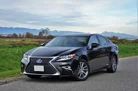 lexus es 2017 lexus es 300h the car magazine