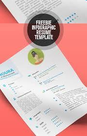28 infographic resume templates download free u0026 premium