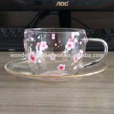 sweet treat cups wholesale disposable tea cups and saucers modern tea cup and saucer glass