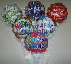 plastic balloons helium balloon for birthday party supplies smile balloon for