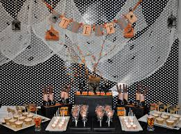 the party wall project diy halloween dessert buffet