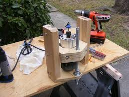plans for a bench top router table by brett lumberjocks com