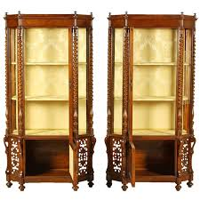 Louis Philippe Open Bookcase Bookcases U0026 Showcases Dimanoinmano